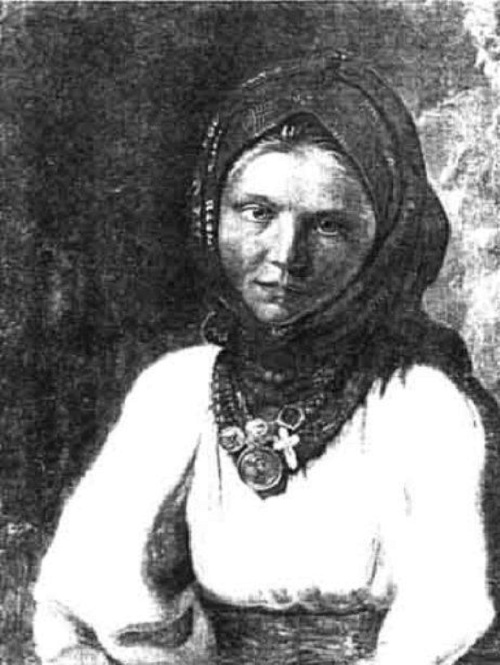 Оксана Коваленко. Автор: Т.Шевченко.