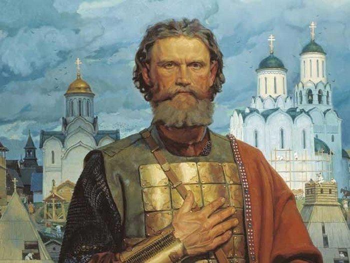 Дмитрий Донской - московский князь, упразднивший должность тысяцкого.