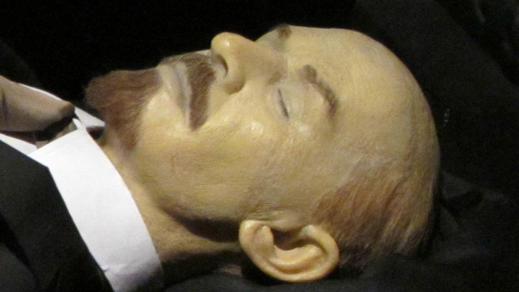 Зачем мумифицировали Ленина